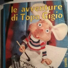 Libros de segunda mano: LE AVENTURE DI TOPO GIGIO. Lote 130636434