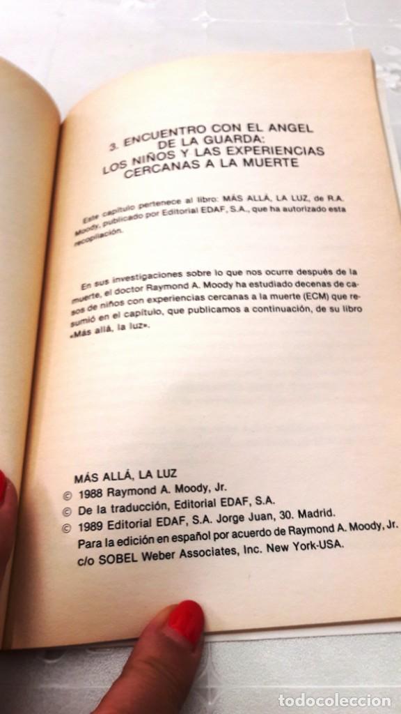 Libros de segunda mano: TESTIMONIOS MÁS ALLÁ DE LA VIDA - AÑO CERO - 1990 - Foto 2 - 130637606