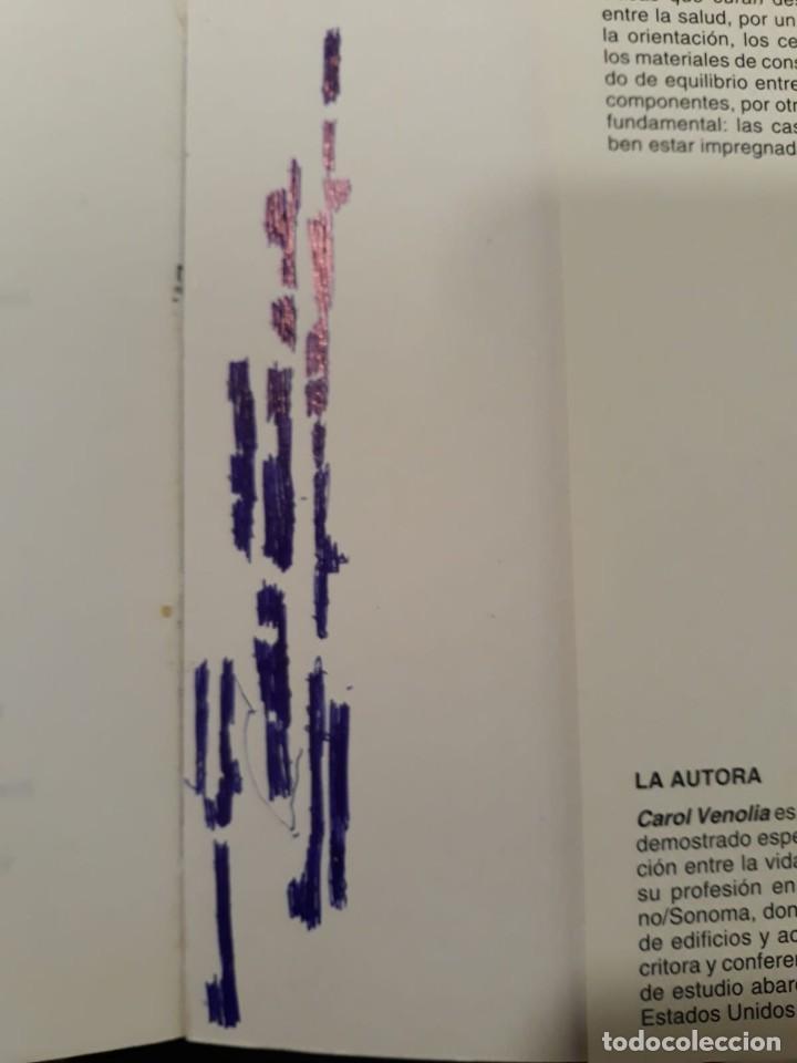Libros de segunda mano: CASAS QUE CURAN CAROL VENOLIA , 1995 - Foto 2 - 130643878