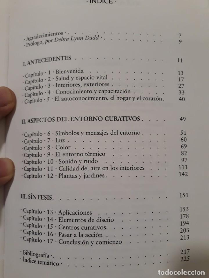 Libros de segunda mano: CASAS QUE CURAN CAROL VENOLIA , 1995 - Foto 3 - 130643878