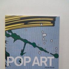 Libros de segunda mano: POP ART - KLAUS HONNEF (TASCHEN 2008). Lote 130692254