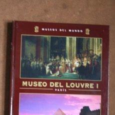 Libros de segunda mano: COLECCIÓN MUSEOS DEL MUNDO TOMO VOLUMEN Nº 3 MUSEO DEL LOUVRE I PARIS – ESPASA . Lote 130712954