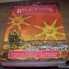 Libros de segunda mano: EL LENGUAJE SECRETO DE LAS RELACIONES.GUÍA COMPLETA DE PERSONALIDADES...UNA JOYA.VER FOTOS.. Lote 130736909