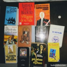 Libros de segunda mano: LIBROS . Lote 130780240