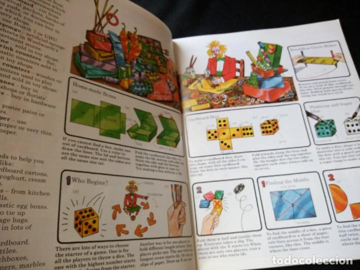 Libros de segunda mano: the knowhow book of action games,1975. libro de hacer juegos,en ingles. - Foto 3 - 130822616
