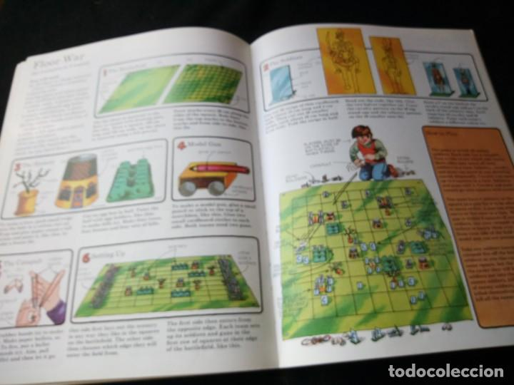 Libros de segunda mano: the knowhow book of action games,1975. libro de hacer juegos,en ingles. - Foto 5 - 130822616