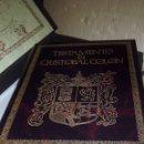 Libros de segunda mano: FACSÍMIL TESTAMENTO DE CRISTOBAL COLON,CON AUTENTICIDAD. Lote 130865396