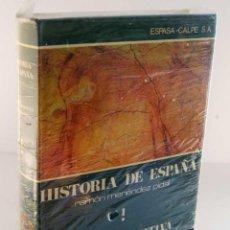 Libros de segunda mano: HISTORIA DE ESPAÑA. VOL. I. ESPAÑA PRIMITIVA. VOL. 1. LA PREHISTORIA - RAMÓN MENÉNDEZ PIDAL. Lote 134226645