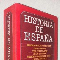 Libros de segunda mano: VV.AA: HISTORIA DE ESPAÑA (HISTORIA 16) (LB). Lote 130877200