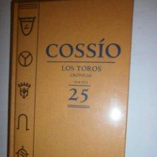 Libros de segunda mano: LIBRO EL COSIO 25 NUEVO. Lote 130932460