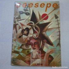Libros de segunda mano: CEESEPE GRAFIC POSTER. LIBRO DE ILUSTRACIONES DE GRAN TAMAÑO 30X42 CM - 1989 - NUEVO Y PRECINTADO. Lote 173677555