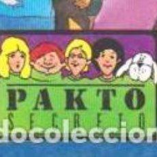 Libros de segunda mano: PAKTO SECRETO – 18 LIBROS -STEFAN WOLF - ED. SUSAETA 1994. Lote 131028068