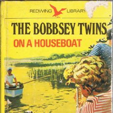 Libros de segunda mano - The Bobbsey Twins on a houseboat - Laura Lee Hope. World Distributors Manchester Limited - 131030100