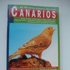 Libros de segunda mano: EL NUEVO LIBRO DE LOS CANARIOS. MATTHEW M. VRIENDS. Lote 110109939