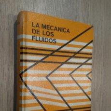 Libros de segunda mano: MECÁNICA DE FLUIDOS Y MÁQUINAS HIDRAULICAS (EDICIONES DEL CASTILLO, 1970 CLAUDIO MATAIX. Lote 131069384