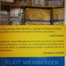 Libros de segunda mano: LAS CATARATAS ELIOT WEINBERGER DUOMO 1 EDICION 2012. Lote 131134860