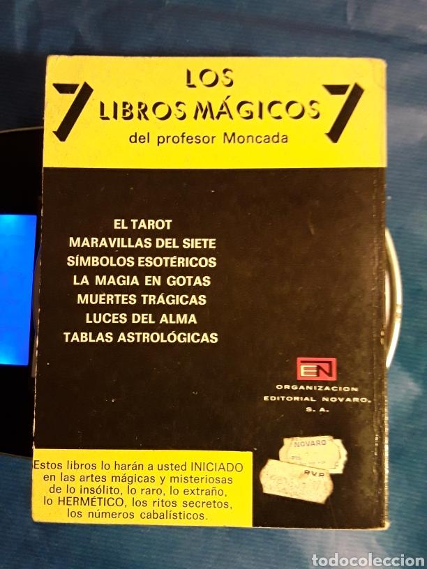 Libros de segunda mano: Los 7 libros mágicos del profesor Moncada Muertes trágicas el destino en su nombre - esoterismo - Foto 3 - 131141275