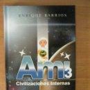 Libros de segunda mano: AMI CIVILIZACIONES INTERNAS. Lote 131207416