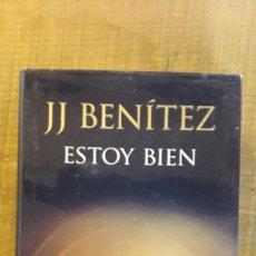 Libros de segunda mano: ESTOY BIEN - J.J. BENITEZ - ED. PLANETA 2014. Lote 131212803