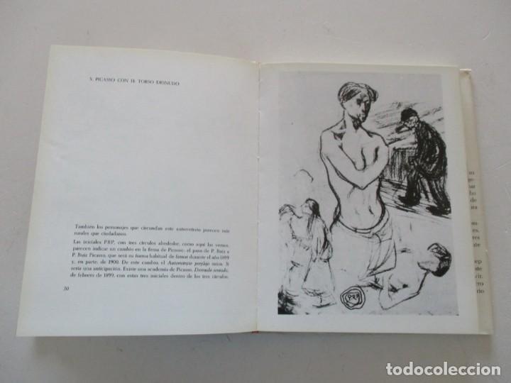 Libros de segunda mano: JOSEP PALAU I FABRE Picasso por Picasso. RM87602 - Foto 3 - 131290027