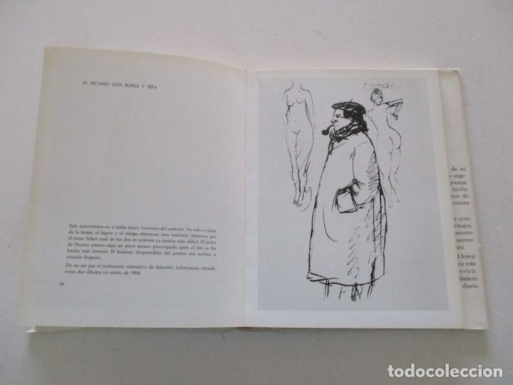 Libros de segunda mano: JOSEP PALAU I FABRE Picasso por Picasso. RM87602 - Foto 4 - 131290027