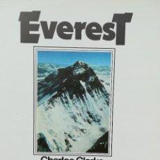 Libros de segunda mano: EXPEDICION EVEREST 1975 DE CHRIS BONINGTON - MONTAÑISMO - ALPINISMO - . Lote 131359438