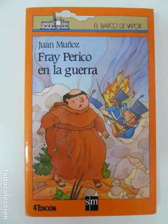 FRAY PERICO EN LA GUERRA. JUAN MUÑOZ (Libros de Segunda Mano - Literatura Infantil y Juvenil - Otros)