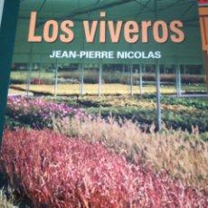 Libros de segunda mano: JEAN-PIERRE NICOLÁS LOS VIVEROS. Lote 131429421