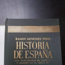 Libros de segunda mano: HISTORIA DE ESPAÑA. RAMÓN MENÉNDEZ PIDAL. TOMO XV. Lote 131440186