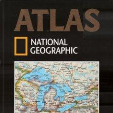 Libros de segunda mano: ATLAS NATIONAL GEOGRAPHIC Nº 14, ÍNDICE DE TOPÓNIMOS / MUNDI-3202 , BUEN ESTADO. Lote 131474694
