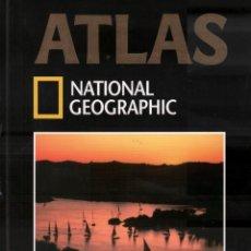 Libros de segunda mano: ATLAS NATIONAL GEOGRAPHIC / AFRICA II , TOMO 7 / MUNDI-3203 , BUEN ESTADO. Lote 131474886
