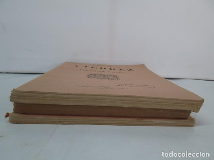 Libros de segunda mano: MANUAL DE AJEDREZ. JOSE PALUZIE Y LUCENA. PARTE TERCERA, QUINTA, SEXTA. 1939-1943. VER FOTOS - Foto 3 - 131478270