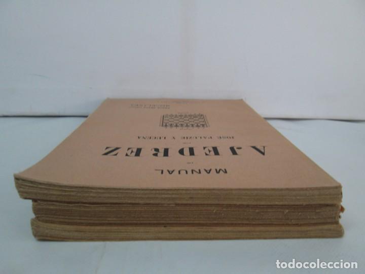 Libros de segunda mano: MANUAL DE AJEDREZ. JOSE PALUZIE Y LUCENA. PARTE TERCERA, QUINTA, SEXTA. 1939-1943. VER FOTOS - Foto 5 - 131478270