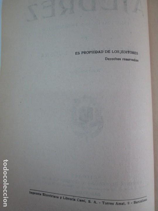 Libros de segunda mano: MANUAL DE AJEDREZ. JOSE PALUZIE Y LUCENA. PARTE TERCERA, QUINTA, SEXTA. 1939-1943. VER FOTOS - Foto 8 - 131478270