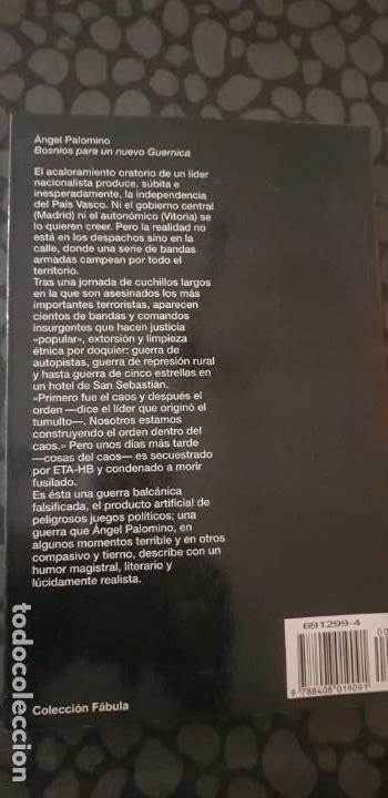 Libros de segunda mano: Bosnios para un nuevo guernica. Angel palomino - Foto 2 - 131575306