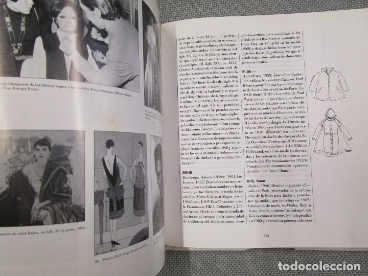 Libros de segunda mano: DICCIONARIO DE LA MODA. LOS ESTILOS DEL SIGLO XX - MARGARITA RIVIERE, ANTONIO MIRO ED. GRIJALBO 1996 - Foto 5 - 131597722