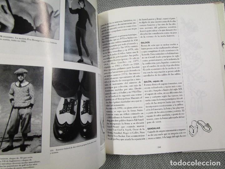 Libros de segunda mano: DICCIONARIO DE LA MODA. LOS ESTILOS DEL SIGLO XX - MARGARITA RIVIERE, ANTONIO MIRO ED. GRIJALBO 1996 - Foto 6 - 131597722