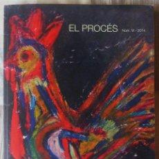 Libros de segunda mano: EL PROCÉS. REVISTA CONTRACULTURAL. EN LENGUA CATALANA. Lote 131609014