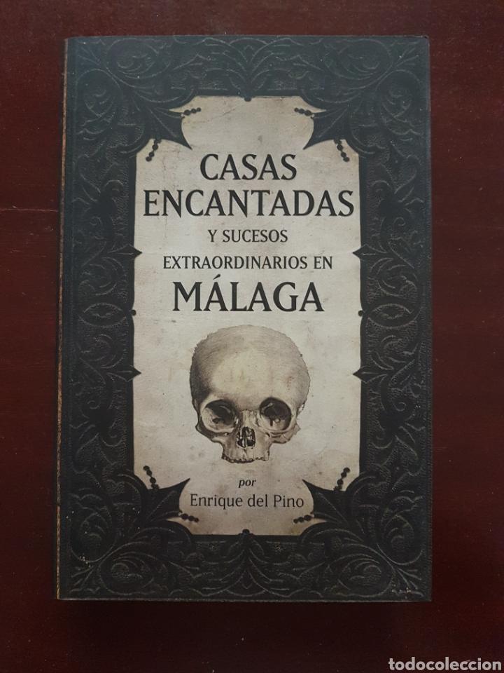 CASAS ENCANTADAS DE MÁLAGA (Libros de Segunda Mano - Parapsicología y Esoterismo - Otros)