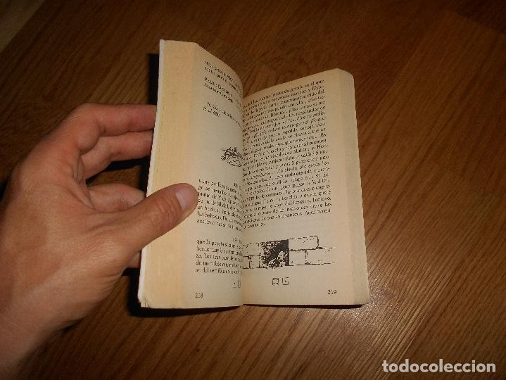 Libros de segunda mano: EL OJO DE LA ESFINGE - LA SAGA DEL CRUZADO N°2 - PLAZA JOVEN - Foto 4 - 131737030
