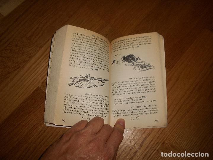Libros de segunda mano: EL OJO DE LA ESFINGE - LA SAGA DEL CRUZADO N°2 - PLAZA JOVEN - Foto 5 - 131737030