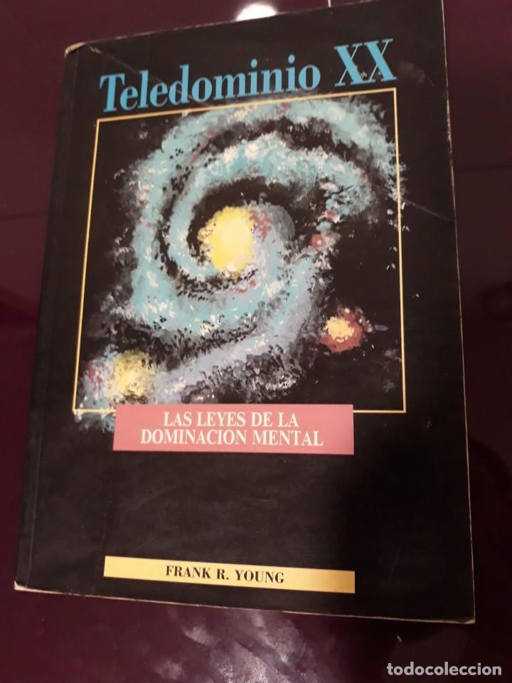 TELEDOMINIO XX - YOUNG R., FRANK (Libros de Segunda Mano - Pensamiento - Otros)