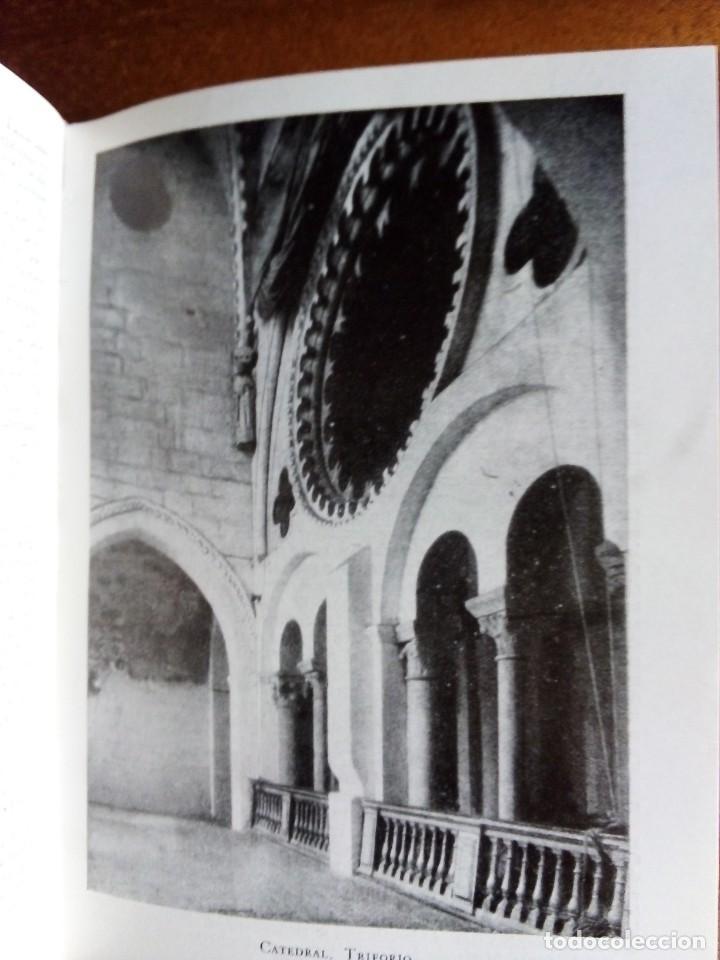 Libros de segunda mano: SANTIAGO DE COMPOSTELA: GUÍAS ARTÍSTICAS DE ESPAÑA - Foto 2 - 131770926
