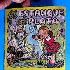 Libros de segunda mano: EL ESTANQUE DE PLATA. COLECCIÓN AVENTURAS DE MARUJITA. Nº 11. EDITORIAL MOLINO, 1942.. Lote 131785946