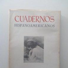 Libri di seconda mano: CUADERNOS HISPANOAMERICANOS Nº 347. Lote 131914862