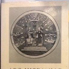 Libros de segunda mano: ARS HISPANIAE. HISTORIA UNIVERSAL DEL ARTE HISPÁNICO VOL.XVIII (MINIATURA, GRABADO Y ENCUADERNACIÓN). Lote 131899606