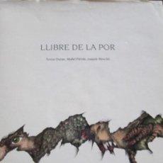 Libros de segunda mano: EL LLIBRE DE LA POR-TERESA DURAN. Lote 131935814