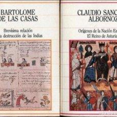 Libros de segunda mano: BIBLIOTECA DE LA HISTORIA. COLECCION COMPLETA DE EDITORIAL SARPE. 70 VOLUMENES. Lote 131946842