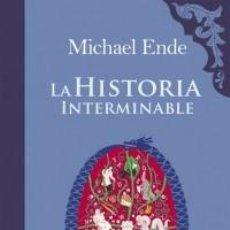 Libros de segunda mano: LA HISTORIA INTERMINABLE - MICHAEL ENDE - . Lote 132087934