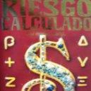 Libros de segunda mano: RIESGO CALCULADO -- KATHERINE NEVILLE --REF-5ELLCAR. Lote 132113858
